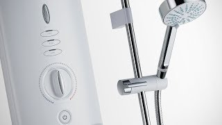 Mira Sport Max with Airboost™ Electric Shower