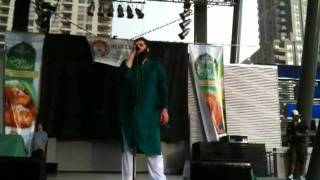 Junaid Jamshed Performs Dil Dil Pakistan at MuslimFest 2011 after 15 yrs!!