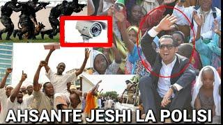 MO DEWJI TUMEMUONA KWA CCTV CAMERA, HONGERA JESHI LA POLISI IGP SIRRO AZUNGUMZA