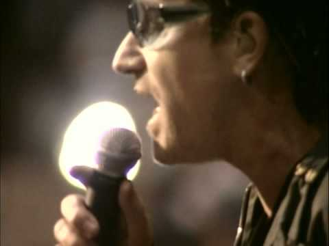 U2 - Elevation Boston 2001