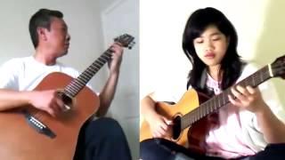 Bài Không Tên Số 5 -  Song Tấu Guitar