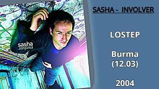 SASHA Involver LOSTEP Burma SASHA REMIX