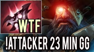 !Attacker IS LIKE A GOD - HOW to FAST GG PRO Kunkka - Dota 2