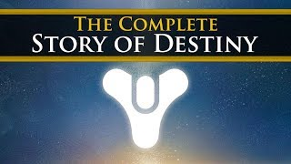 The Complete Story of Destiny! From origins to Shadowkeep [Timeline and Lore explained]