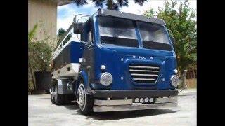 Caminhões miniaturas CTBA 2