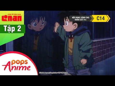 Thám Tử Lừng Danh Conan – Tập 2 – Thám Tử Bị Teo Nhỏ – Conan Lồng Tiếng Mới Nhất