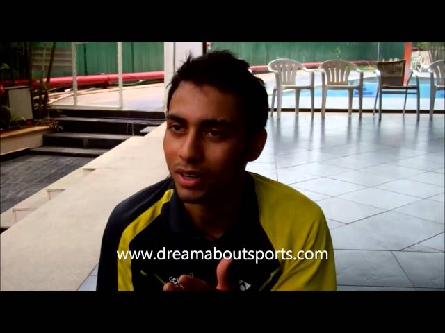 Rising stars : Sourabh Verma  badminton