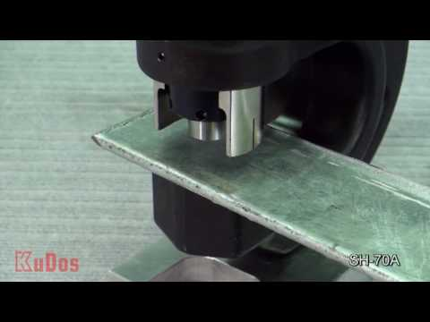 KuDos® Hydraulic Power Puncher SH-70A