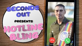 HOTLINE BLING: Jordan Gill is on the phone & talking Dominguez, Bellew and more