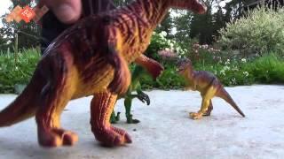 Динозавры из Мира Юрского периода - обзор игрушек. Megasaurs в продаже на TOY.RU