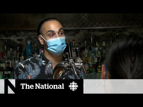 CBC News: The National: Quebec tightens rules on bars after COVID-19 cluster