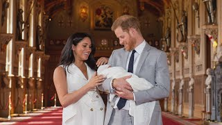 Royal Baby Archie's Christening! What We Know