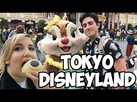 Tokyo Disneyland - Rare Characters, Dreaming Up Parade, and Food (MICKEY CHURRO!)