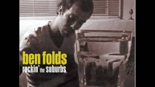 Not the Same- Ben Folds
