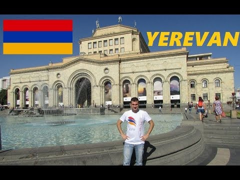[ARMENIA] Il Mio Viaggio A Yerevan - Ереван, Армения