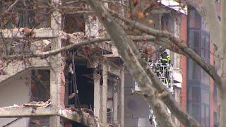 Una explosión en una residencia sacerdotal de Madrid deja al menos tres muertos