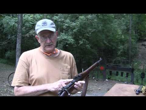 1903 Springfield Rifle