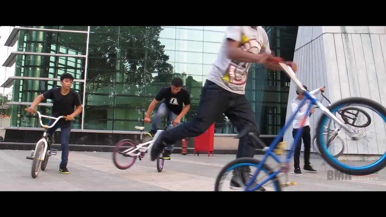 BMX FREESTYLE INDONESIA with TWIN PhotoVideo