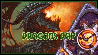 Hearthstone: Dragons day (ramp druid)