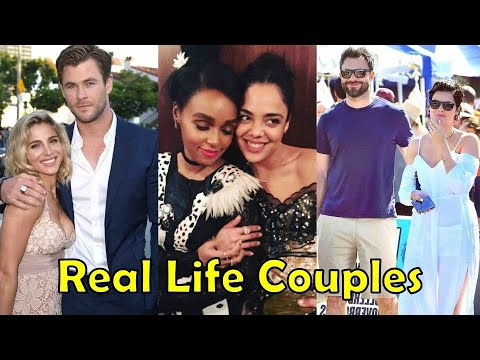 Real Life Couples of Thor