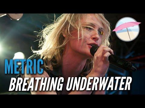 Metric  Breathing Underwater  at the Edge