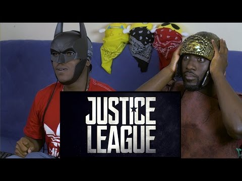 JUSTICE LEAGUE Official Trailer 1 Reaction