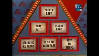$100,000 Pyramid/Match Game '77/Family Feud/Password Plus
