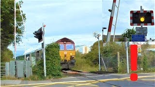 Barriers Fail To Lower at Chapel Road Level Crossing in Southampton