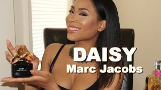 Marc Jacobs Daisy Review (VavaCouture Perfume Collection / Fragrance Mini-Reviews 2016)