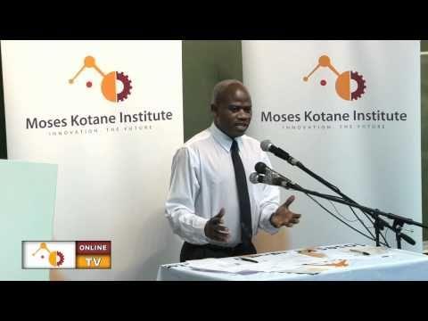 Mr Phillip Digkomo and Prof Albert Modi Part 1