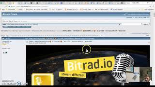 BITRADIO UPDATeS!!!!! yes more earnings BRO bitcoin