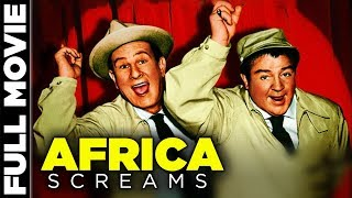 Africa Screams (1949) | Classic Comedy Movie | Bud Abbott, Lou Costello, Clyde Beatty