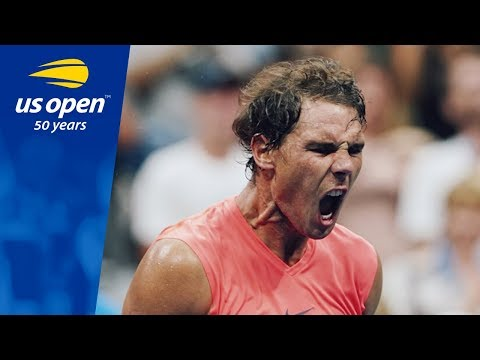 Rafael Nadal Defeats Karen Khachanov in a Mesmerizing Match in Arthur Ashe - US Open 2018