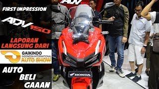 Honda - ADV 150 Review dan Harga