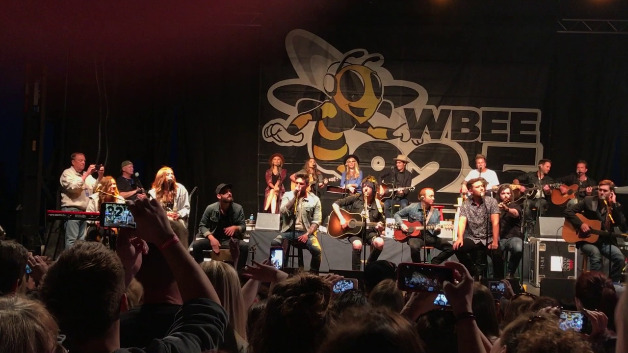 Wbee guitars and stars 2017 - YouTube