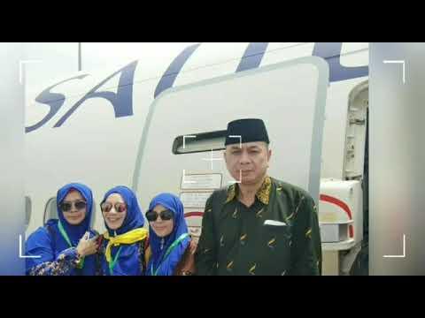 Pengalaman Perjalanan Umroh Pertama yang mengesankan, berangkat dari Jakarta sendiri sampai Jeddah, .