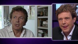 John de Mol bijna als travestiet in show - RTL LATE NIGHT