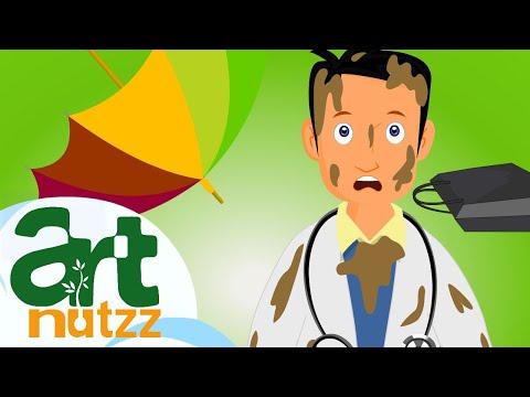 Doctor foster nursery rhymes   Songs for Children   Songs for Kids   Kids Songs   artnutzz TV