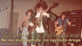 Gimme A Bullet (Español/Inglés) - AC/DC (Cover)