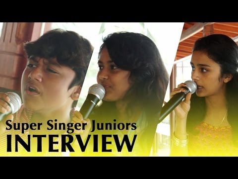 Super Singer Juniors Became Playback Singers | Tamil | Varnam TV