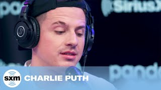 Charlie Puth - Someone You Loved (Lewis Capaldi Cover) [LIVE @ SiriusXM]