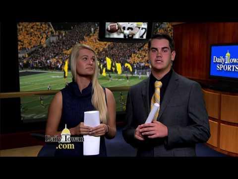Daily Iowan TV Sports: Tuesday, September 27, 2016
