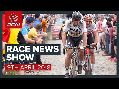 Paris-Roubaix & Itzulia Basque Country | The Cycling Race News Show