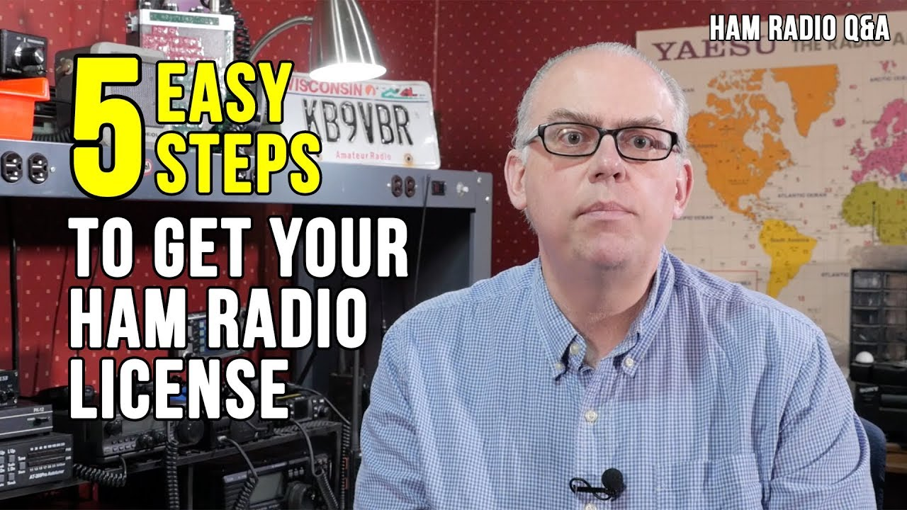 Ham Radio License Fcc Amateur How To Get It Test Online Cost Study Classes