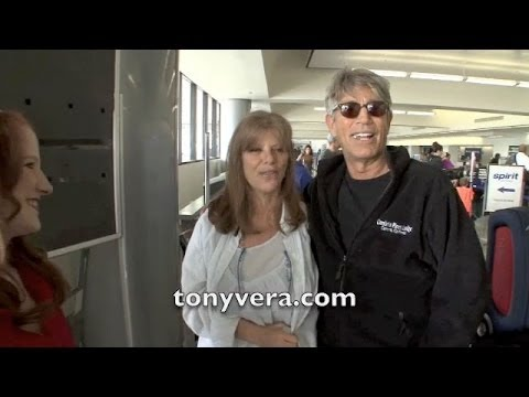 Eric and Eliza Roberts encountered at LAX with Madisyn Avila