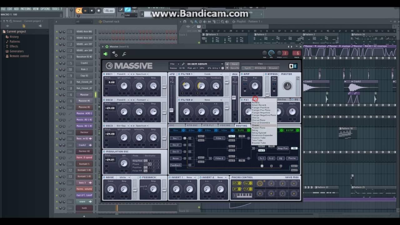 Download NI Massive Tutorial: Random Dubstep Bass