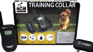 Rechargeable Remote Control Dog Training Collar Review