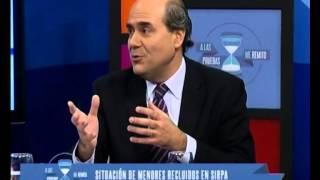 Debate sobre situación denuncias SIRPA, adolescentes en privación de libertad Uruguay