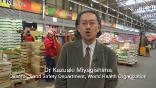 WHO: Food safety - Announcement of World Health Day 2015