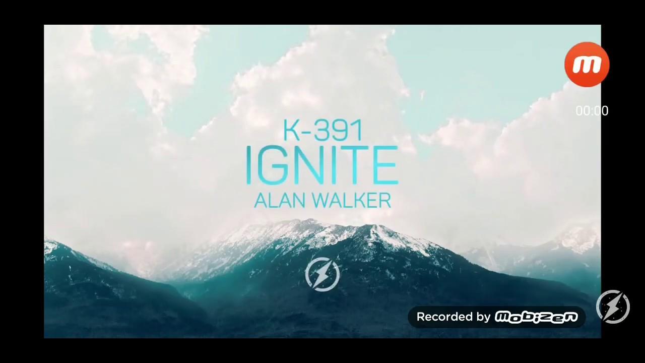 Alan walker ignite (Lyrics) song - YouTube